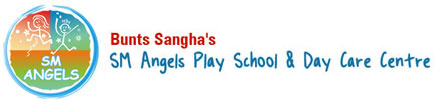 SM ANGELS PLAYSCHOOL & DAYCARE CENTRE Logo